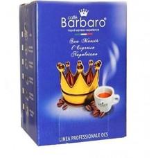 100 CAPSULE CAFFE' BARBARO compatibili Lavazza A Modo Mio