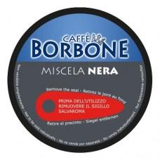 90 Capsule Caffè Borbone Miscela NERA Compatibili Nescafè Dolce Gusto