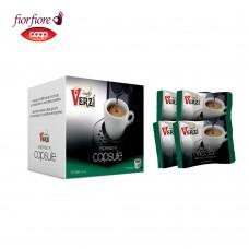 100 CAPSULE CAFFE VERZI COMPATIBILI FIOR FIORE COOP MITACA LUI GUSTO RICCO