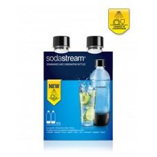 Sodastream 2 Bottiglie universali lavabili in lavastoviglie