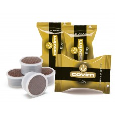 100 Capsule Covim Epy Gold Arabica Compatibili Espresso Point
