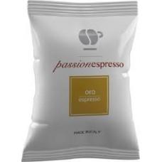 100 Capsule Lollo caffè PASSIONESPRESSO  miscela oro compatibili macchine Nespresso
