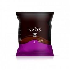 100 Capsule Cialde POP CAFFÈ NAÒS Miscela 1 INTENSO Compatibili NESPRESSO